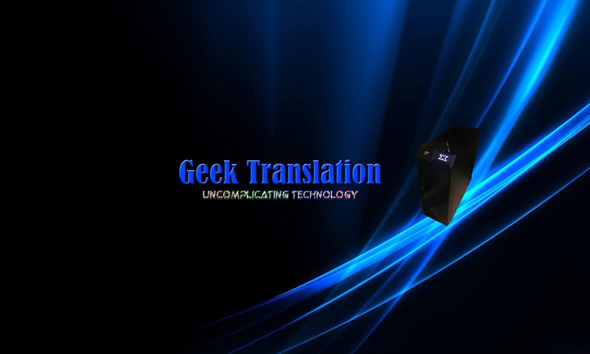 Geek Translation
